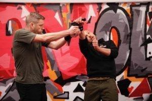 KRAVolution Instructor Course Part 3 entwaffnung