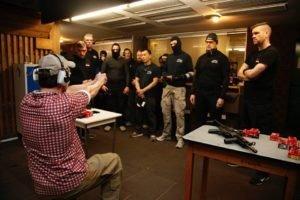 KRAVolution Instructor Course Part 3 Shooting