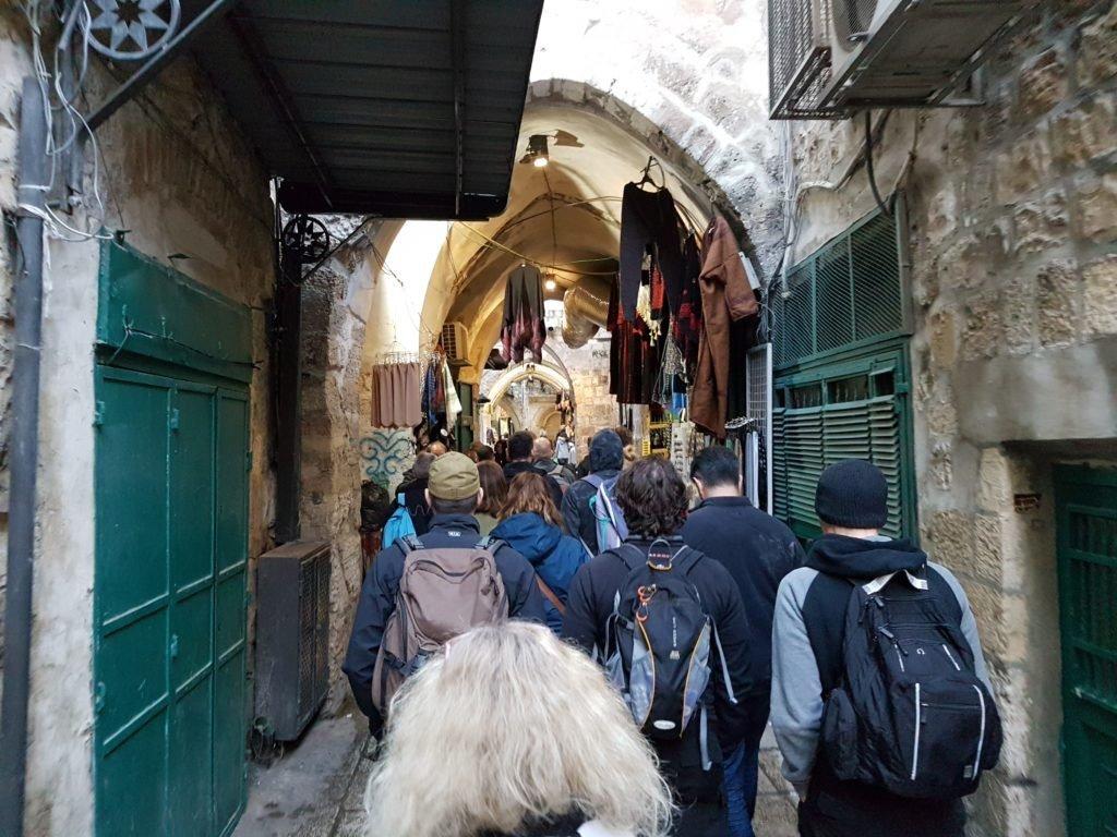 KRAVolution Team Train & KRAVel 2017 Israel - Altstadt