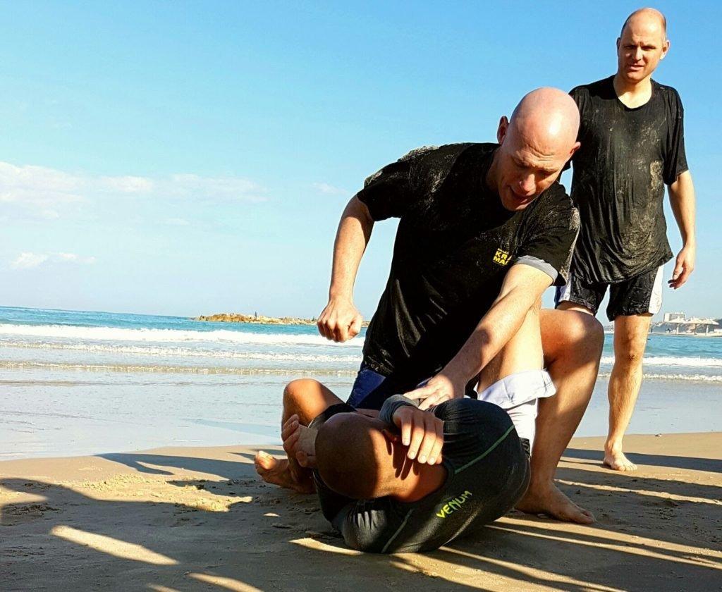KRAVolution Team Train & KRAVel 2017 Israel