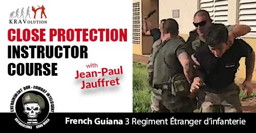 kravolution close protection instructor course