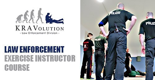 Krav Maga Law Enforcement Exercise Instructor-Ausbildung