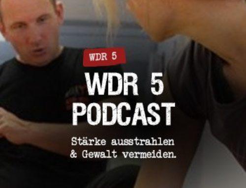 WDR 5 – Stärke ausstrahlen, Gewalt vermeiden