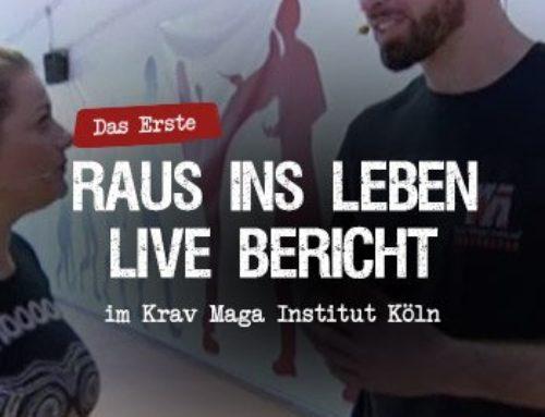 Live-Bericht aus Köln – Selbstverteidigungskurs im KMI Köln