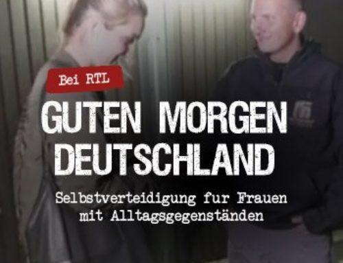 Guten Morgen Deutschland – Selbstverteidigung für Frauen