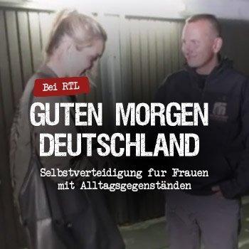 Guten Morgen Deutschland Selbstverteidigung Für Frauen