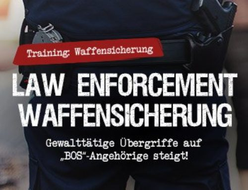 Law Enforcement – Waffensicherung