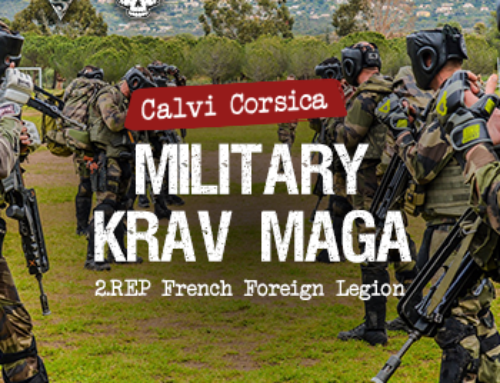 MILITARY KRAV MAGA Training bei der Legion!