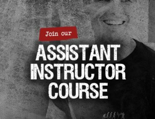 KRAVolution Assistant Instructor Course – Berlin