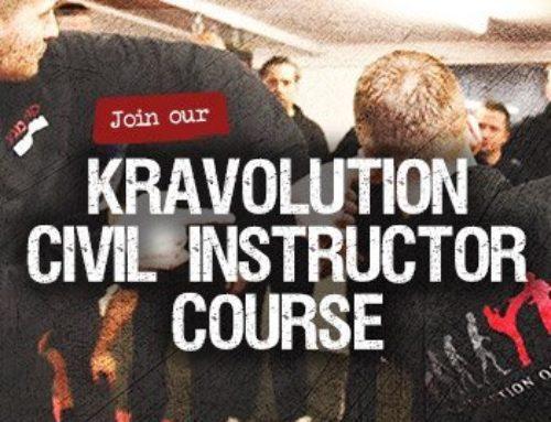 KRAVolution Krav Maga Civil Instructor Course – Köln