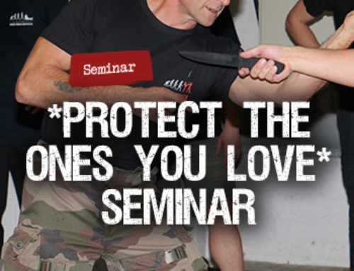 "Krav Maga Personenschutz Seminar  ""Protect the ones you love!"""