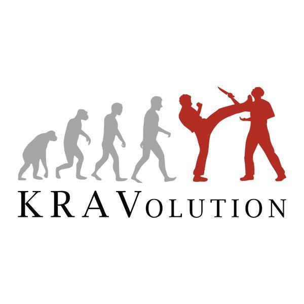 Kravolution Krav Maga Logo