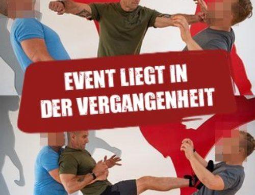 Multiple Attacker Seminar – 20. Juli 2019 in Köln