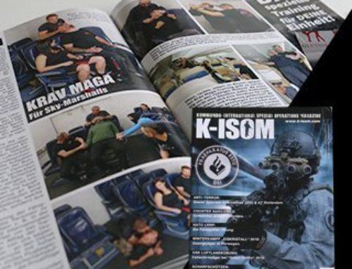 K-ISOM Beitrag I Krav Maga für Sky Marshalls
