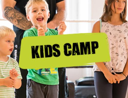 """Krav Maga – Kids """"Crash Camp"""" in den Sommerferien"""