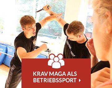 Krav Maga als Betriebssport