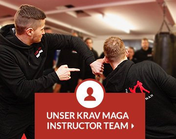 Krav Maga Instructor Team