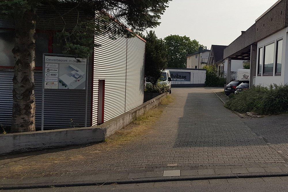 Krav Maga Sankt Augustin Eingang Strasse
