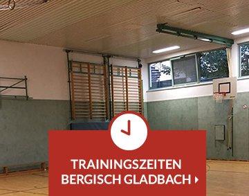 Teaser Trainingszeiten Krav Maga Bergisch Gladbach