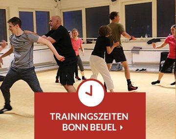 Teaser Trainingszeiten Bonn Beuel