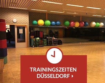 Teaser Trainingszeiten Krav Maga Düsseldorf