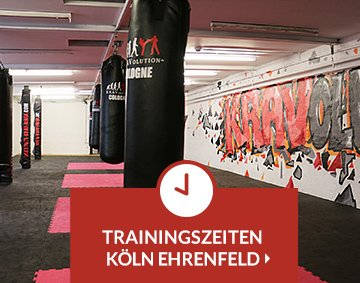 Teaser Trainingszeiten Krav Maga Köln Ehrenfeld