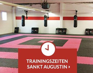 Teaser Trainingszeiten Krav Maga Sankt Augustin