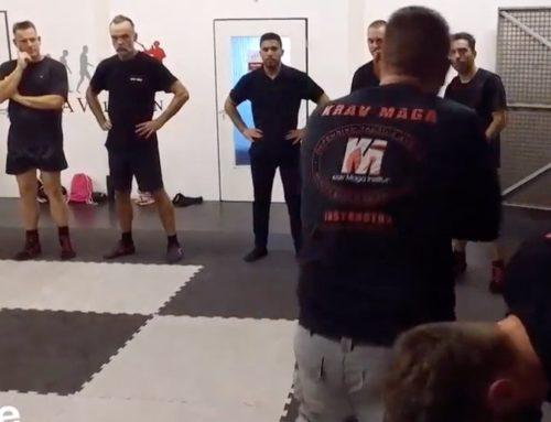 "ZDF über uns: ""Der beste Kampfsport: Krav Maga"""