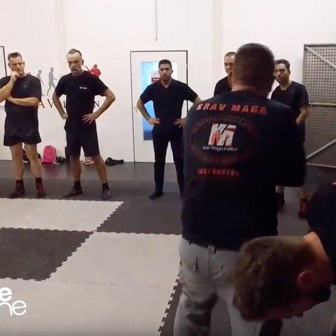 Der beste Kampfsport Krav Maga ZDF Volle Kanne