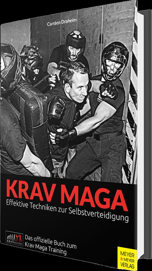 Krav Maga Buch Effektive Techniken zur Selbstverteidigung Carsten Draheim