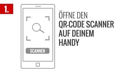 Step 1 QR Code Scanner