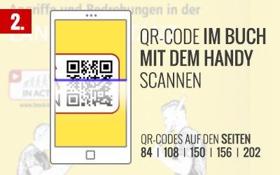 Step 2 Bild QR Code scannen
