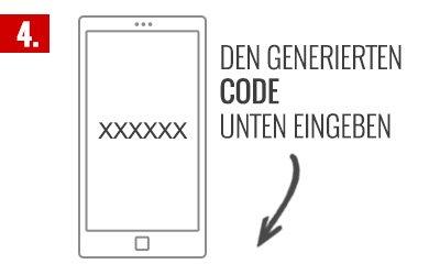 Step 4 Code generieren