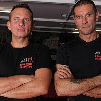 Carsten Draheim und Jean Paul Jauffret