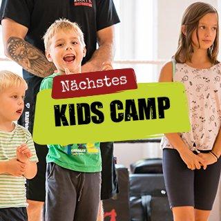 Kids Camp im November 2019