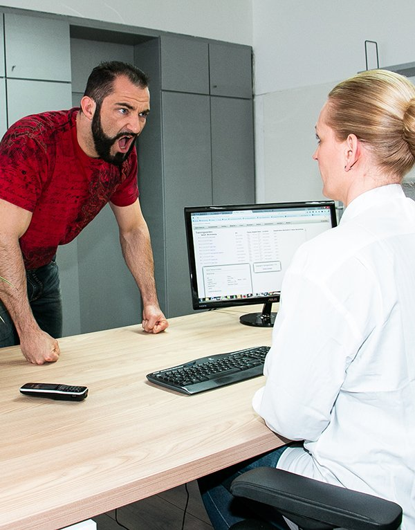 Firmenevent - Krav Maga für Arzt und Praxis