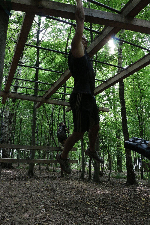 Krav Maga Teambuilding im Kletterpark 6