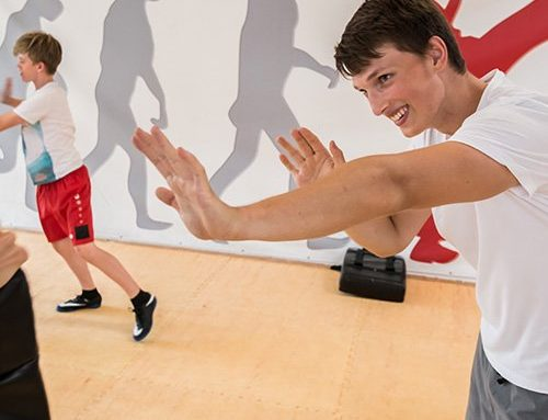 Krav Maga Training für Teenager auch Freitags in Köln Deutz