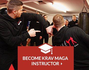 Becoma Krav Maga Instructor