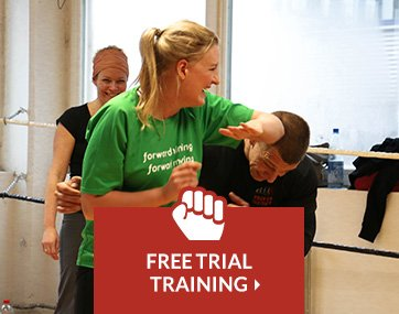 Free Krav Maga trial training