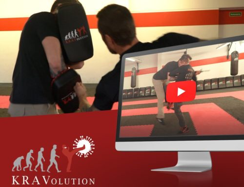 Krav Maga Online-Trainings im LOCKDOWN