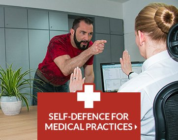 Self-defence for medical practices