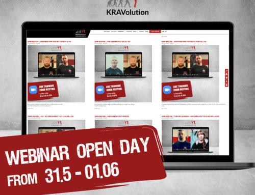 31.05 – 01.06 Webinar Open Day